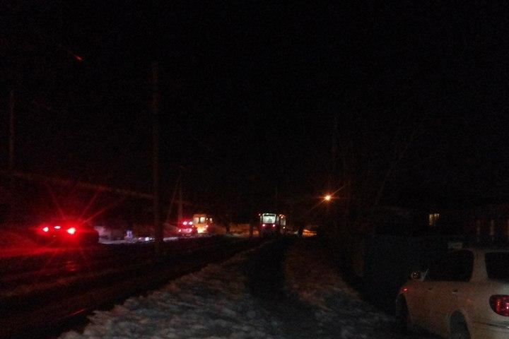 ВЗаводском районе Кемерова трамвай отрезал ноги мужчине