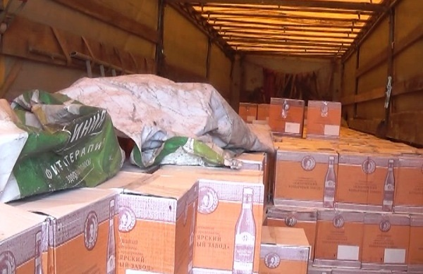 ВБашкирии изъяли 30 тонн нелегального алкоголя