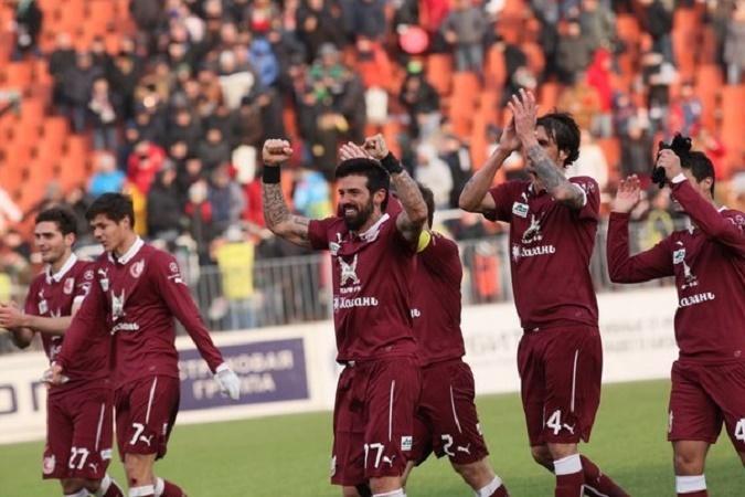 РФС отказался снять с«Рубина» запрет нарегистрацию новых футболистов