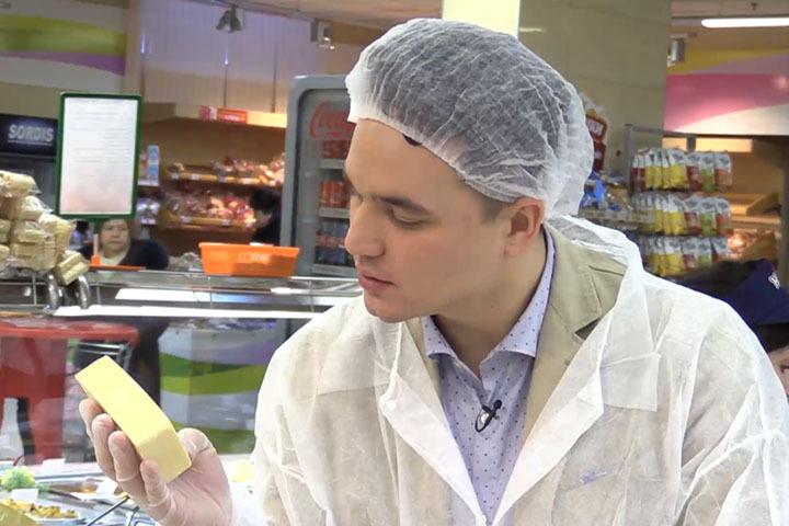Съемочную группу «Магаззино» заперли внижегородском супермаркете