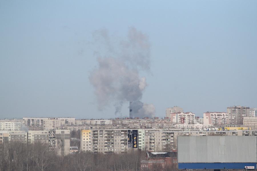 ВЧелябинске объявлены неблагоприятные метеоусловия