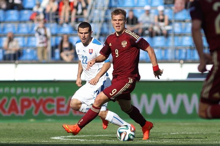СМИ говорили о включении футболистов сборной Российской Федерации всписок Макларена