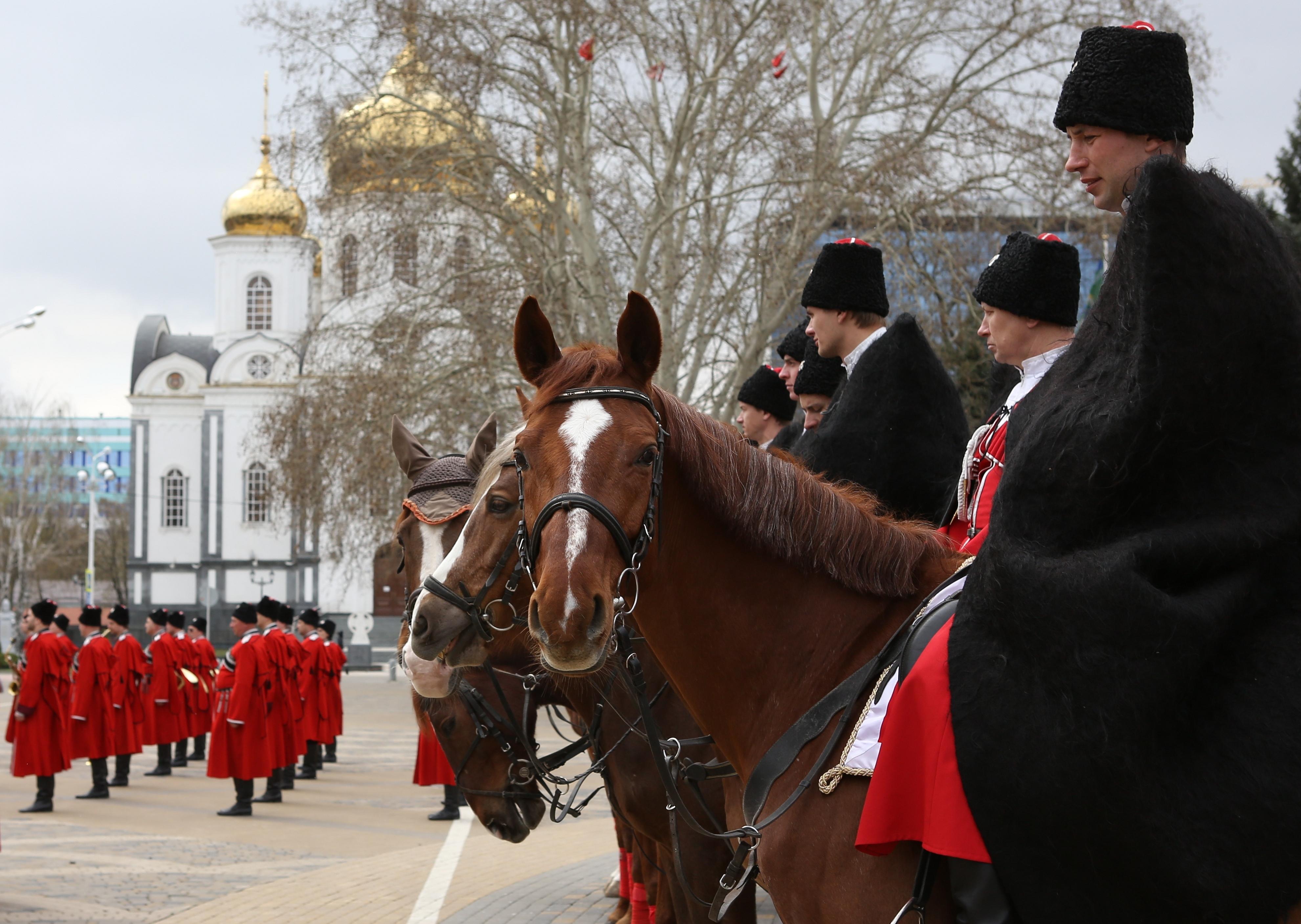 ВКраснодаре возобновят церемонию «Час славы Кубани»