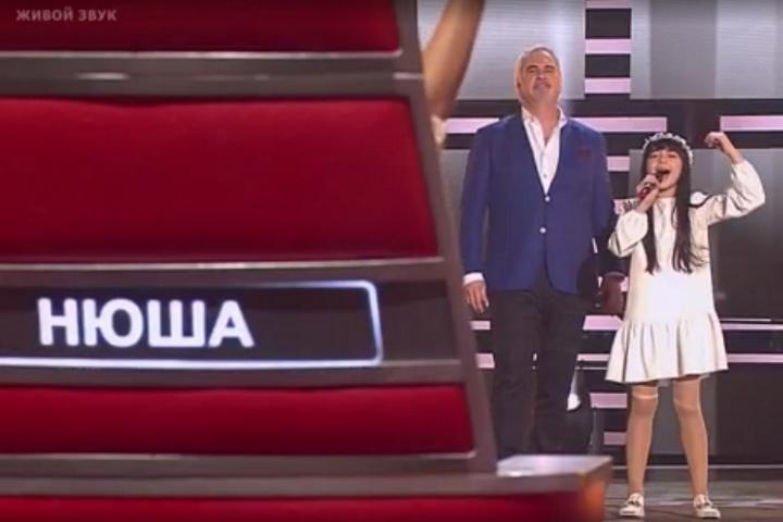 11-летняя Дениза Хекилаева изНальчика покорила наставников шоу «Голос. Дети-4»
