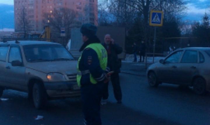 ВРыбинске вДТП погибла женщина-пешеход