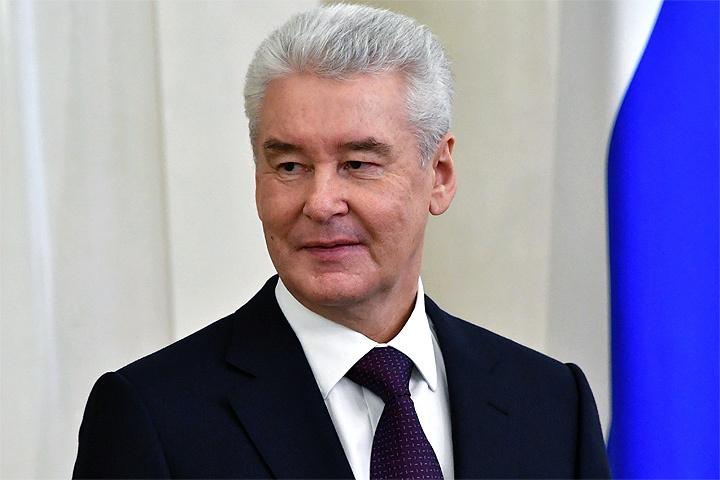 Собянин: Каждый третий работающий москвич занят вмалом исреднем бизнесе