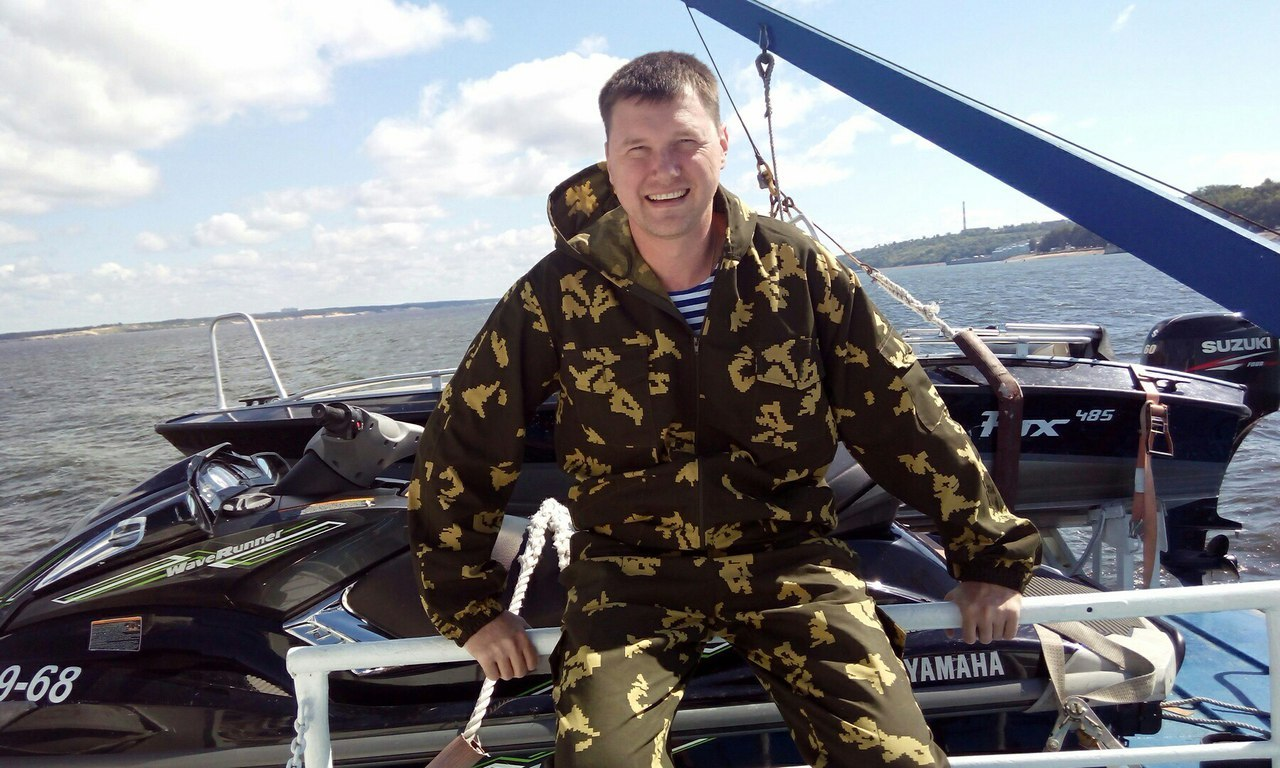 Нареке Свияга вУльяновске мужчина спас пятиклассника провалившегося под лед