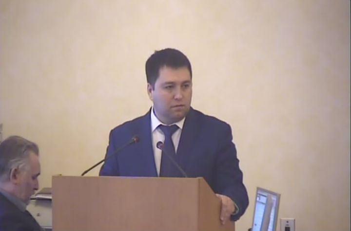 Сергей Тарасов стал заместителем главы города Ярославля