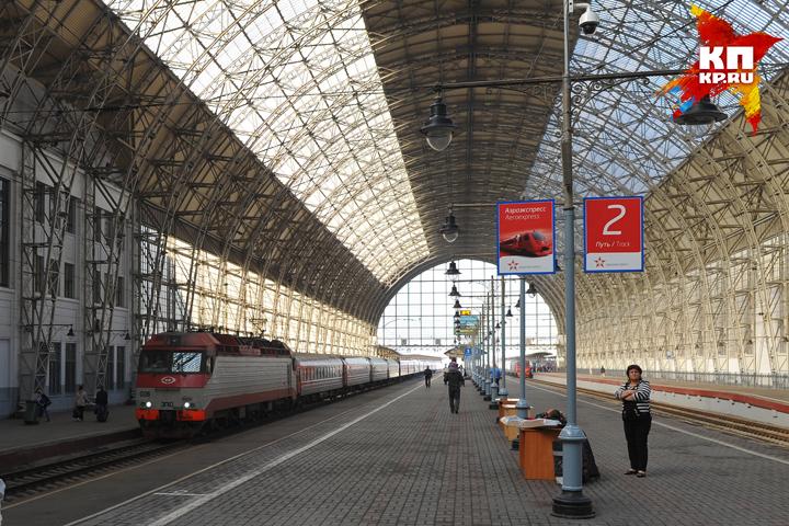 Поезда Москва— Брянск будут ходить чаще и скорее