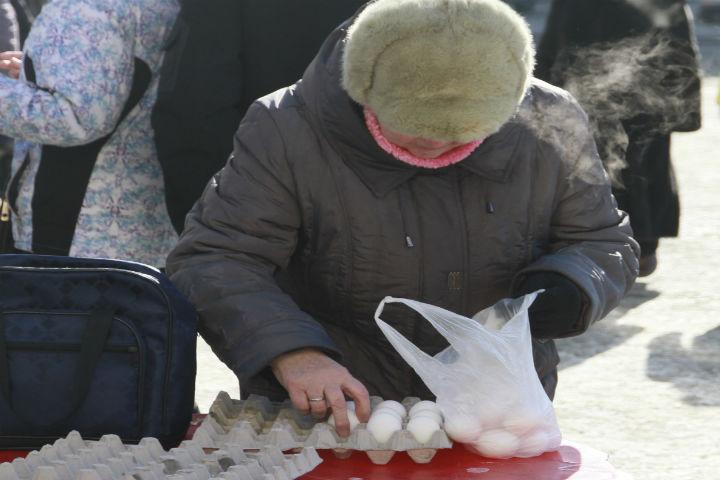ВВоронеже старушки устроили дебош из-за скидок наяйца
