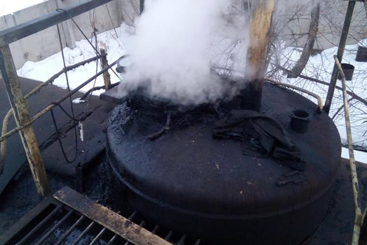 ВХабаровске работников котельной подозревают вкраже 80 тонн мазута