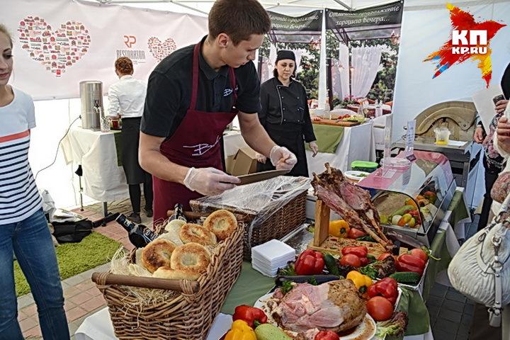 Фестиваль государственной кухни пройдет вВоронежском основном парке 20мая