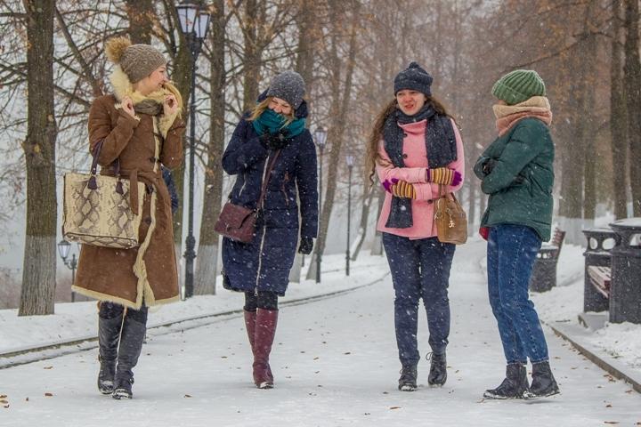 Ввыходные вПермь придут снегопады ипохолодание