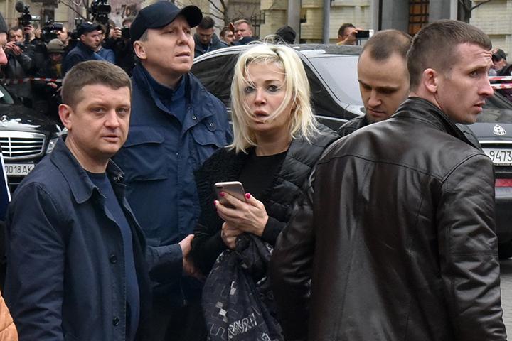 Убит супруг Марии Максаковой Денис Вороненков