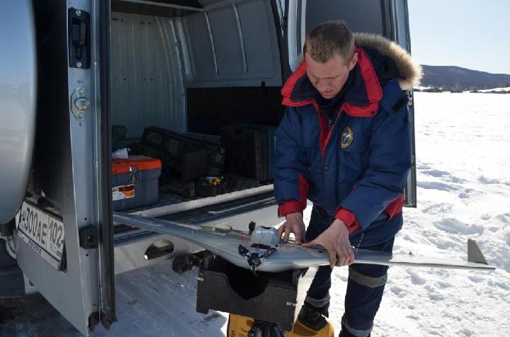 ВБашкирии обследовали одну изрек наналичие ледовых заторов