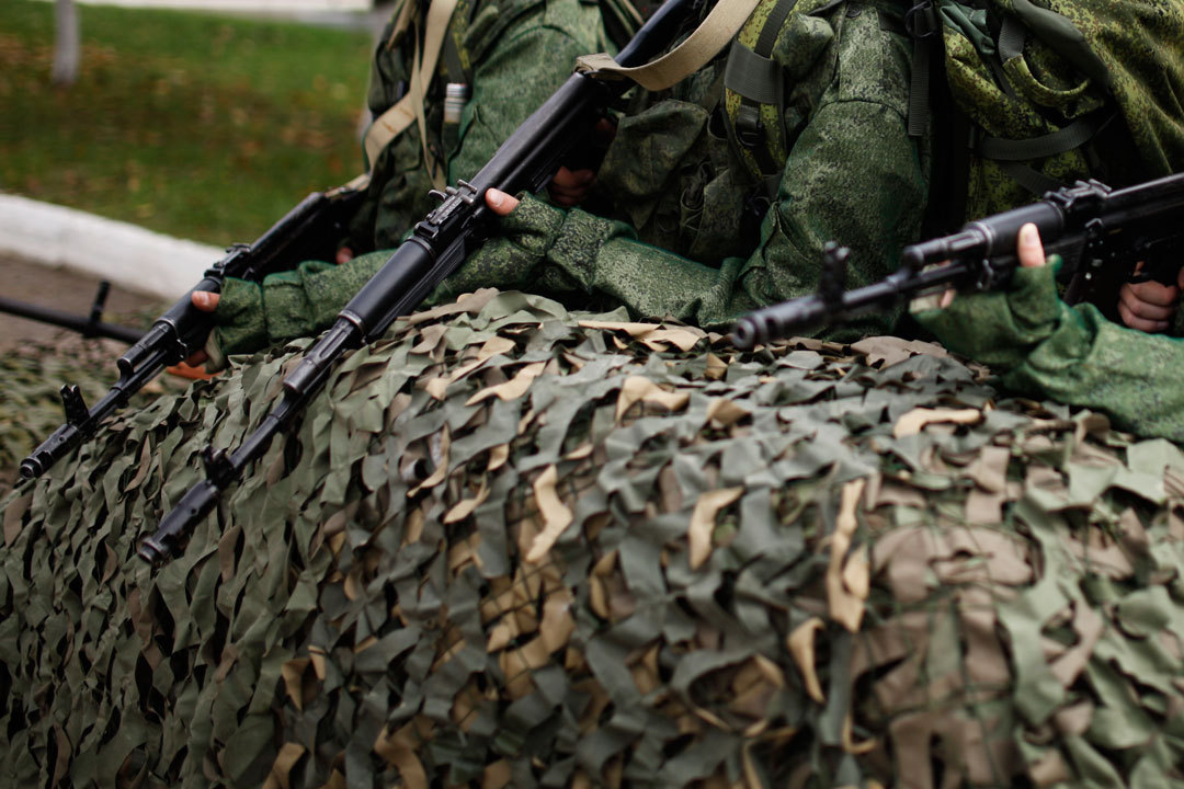 В итоге атаки боевиков вЧечне погибли шестеро бойцов Росгвардии