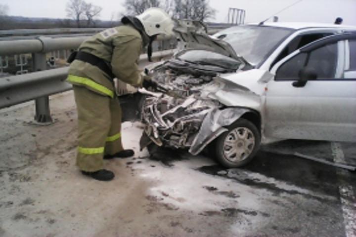 Курянин умер, попавшись в трагедию наугнанной машине