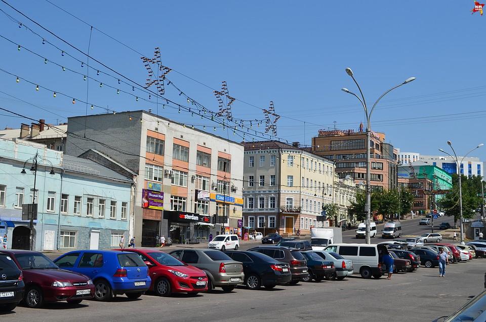 Половина ДТП, произошедших затри месяца вКурске,— сучастием пешеходов