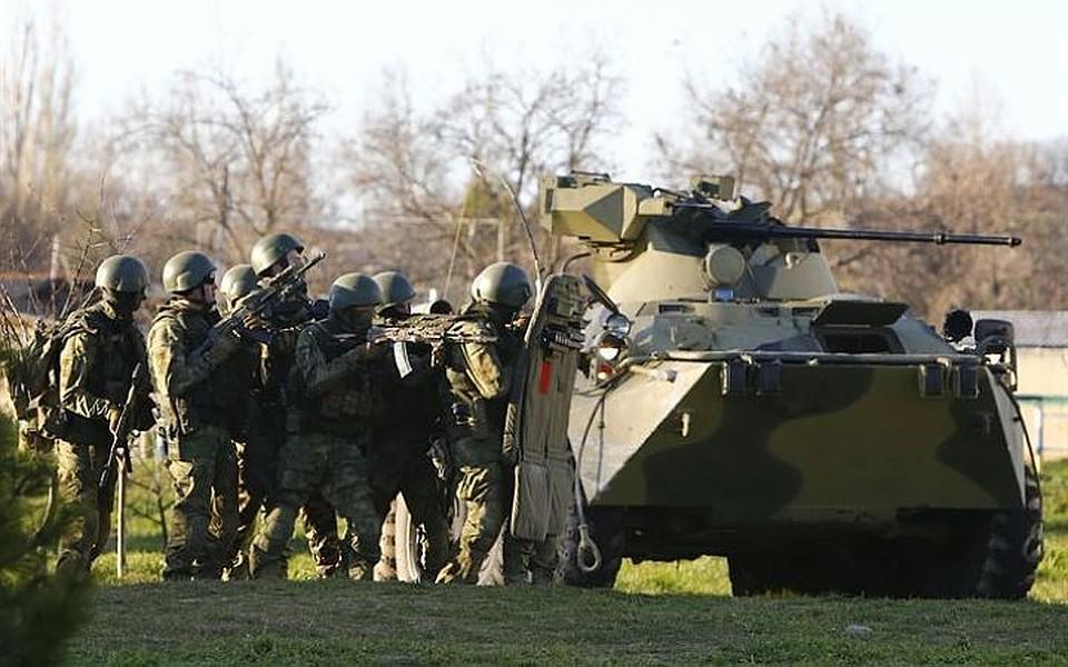 Силовики убили двоих предполагаемых боевиков вгорах Чечни
