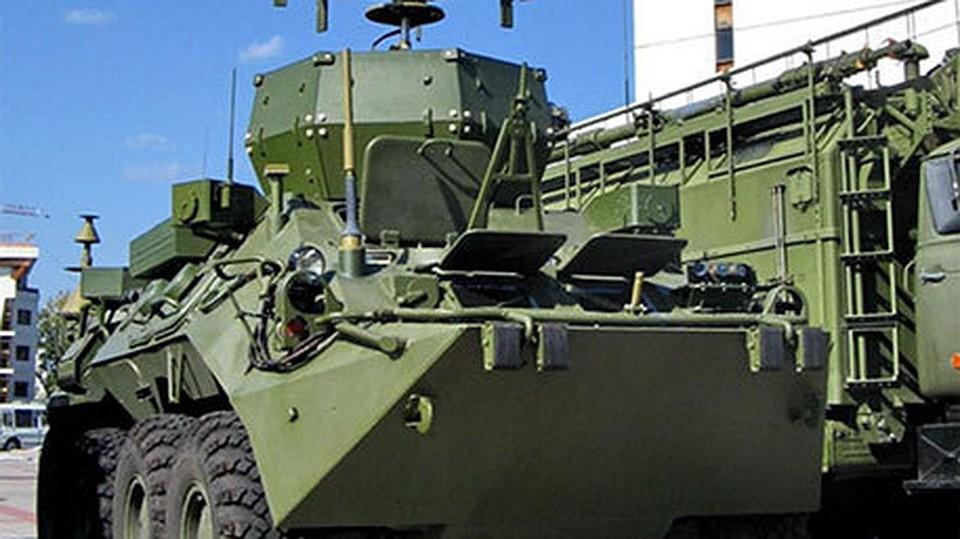 Воронежские военные получили навооружение для РЭБ комплекс «Борисоглебск-2»