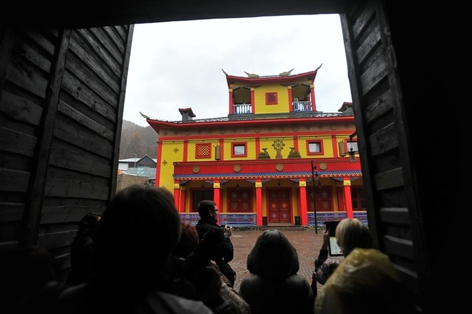 ВКазани могут построить буддийский храм