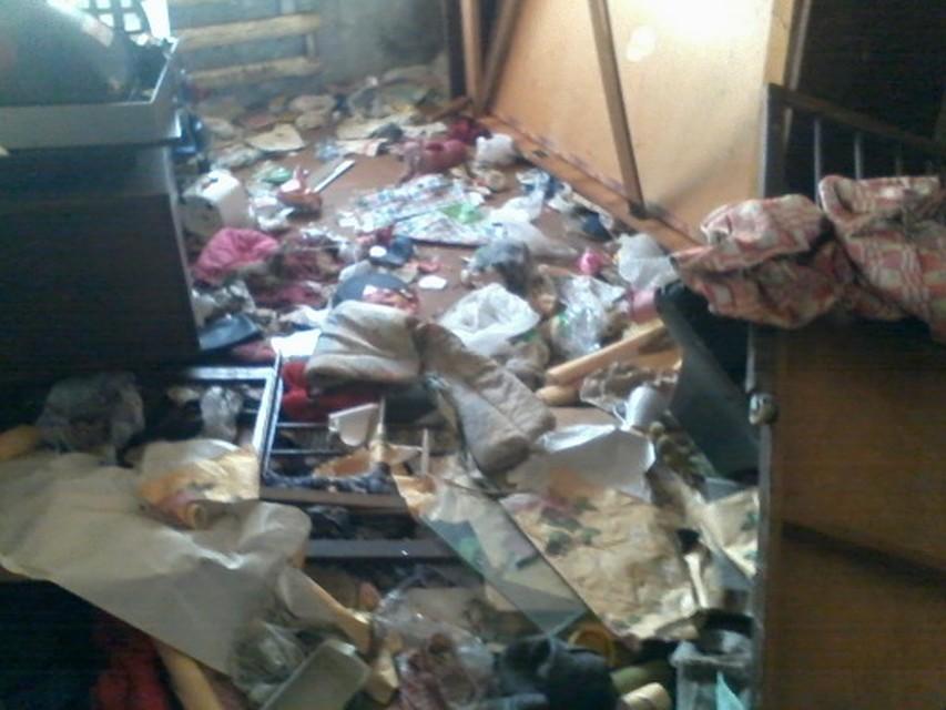 ВТутаеве впламени погибли девушки 3-х ичетырех лет