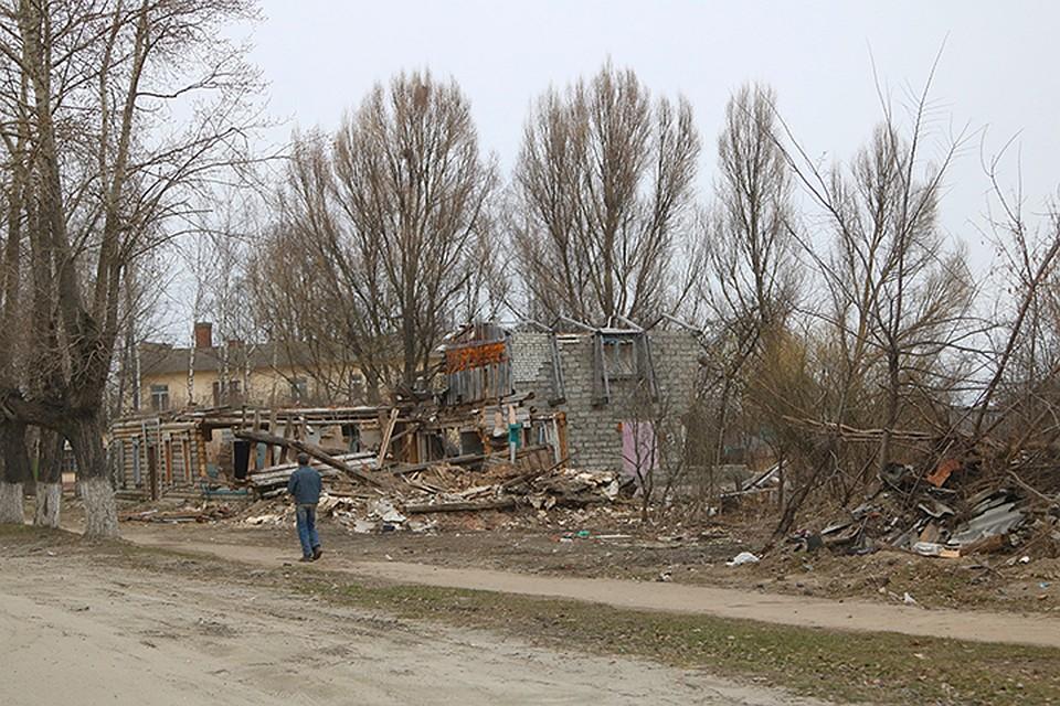 ВБежице планируют снести бараки наПочтовой улице