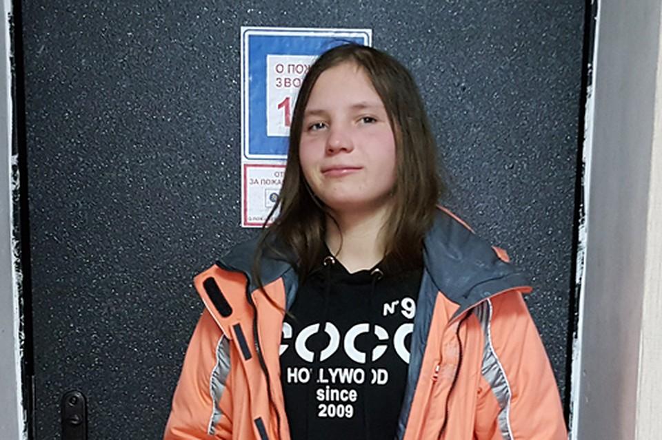 ВБелгородском районе без вести пропала 15-летняя девочка