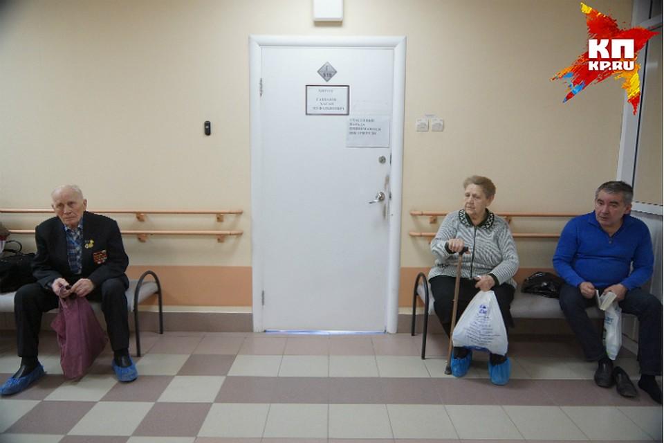 ВОмске рецидивистка ввиде медсестры обокрала пенсионерку