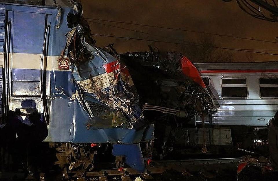 МЧС опубликовало список госпитализированных после трагедии 2-х поездов в столице России