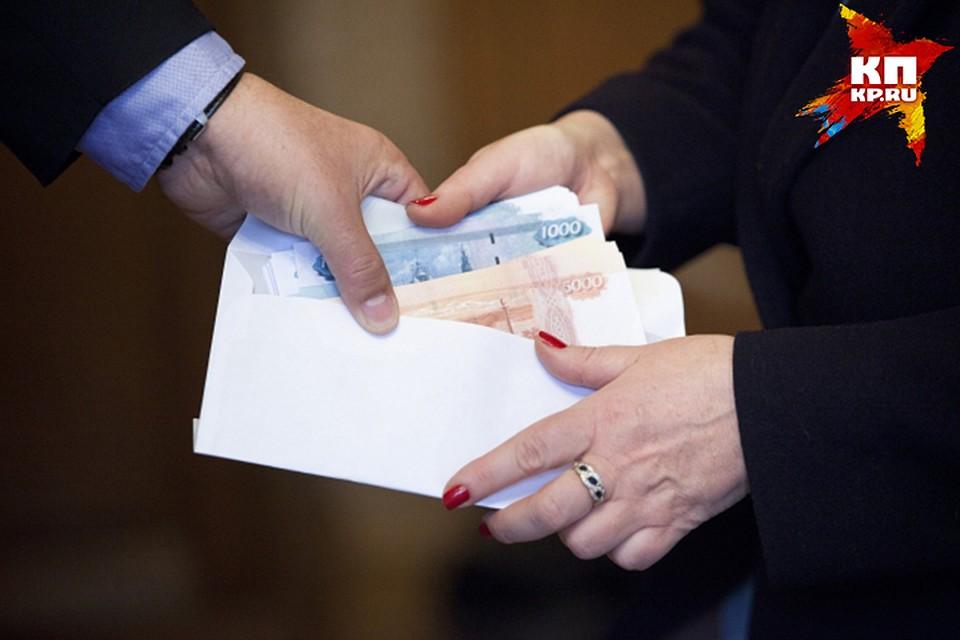 ВБикине чиновницу оштрафовали завзяточничество