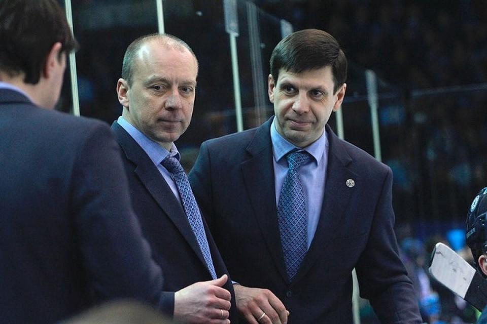 Стало известно имя нового основного тренераХК «Сибирь»