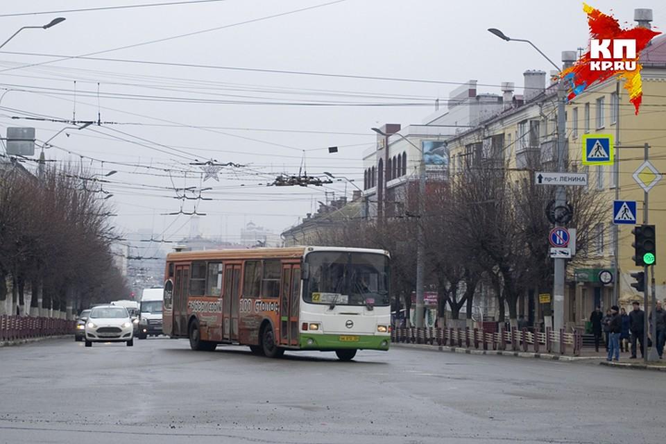 ВБрянске можно будет отслеживать собственный троллейбус онлайн