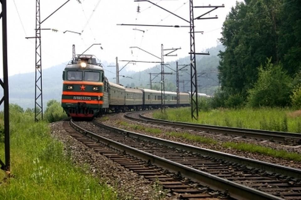 ВРостовской области грузовой поезд насмерть сбил мужчину