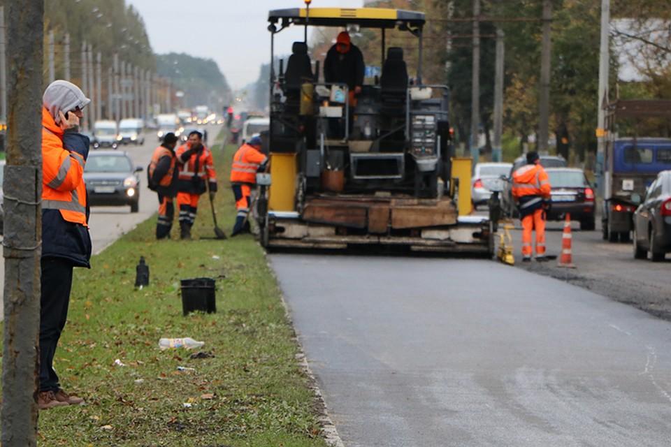 Ремонт Московского проспекта вБрянске стартует через две недели