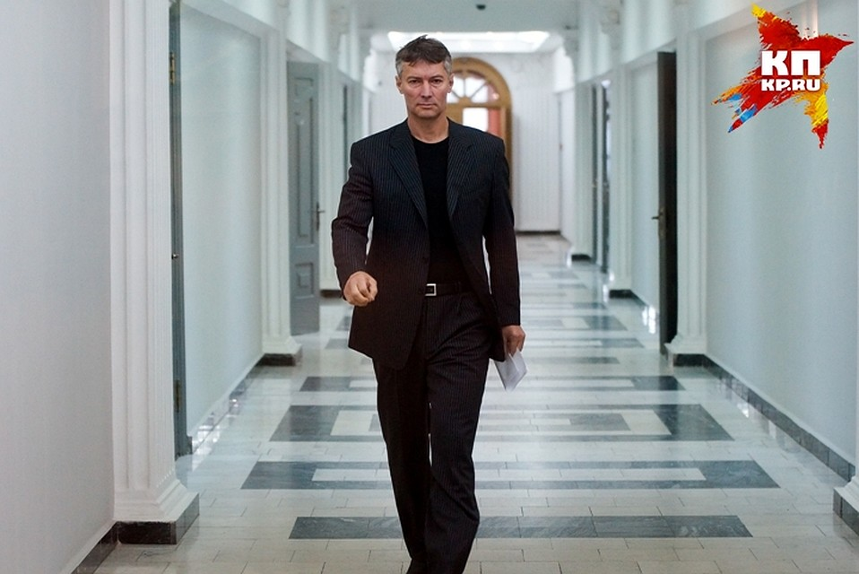 Ройзман объявил онамерении баллотироваться вгубернаторы Свердловской области