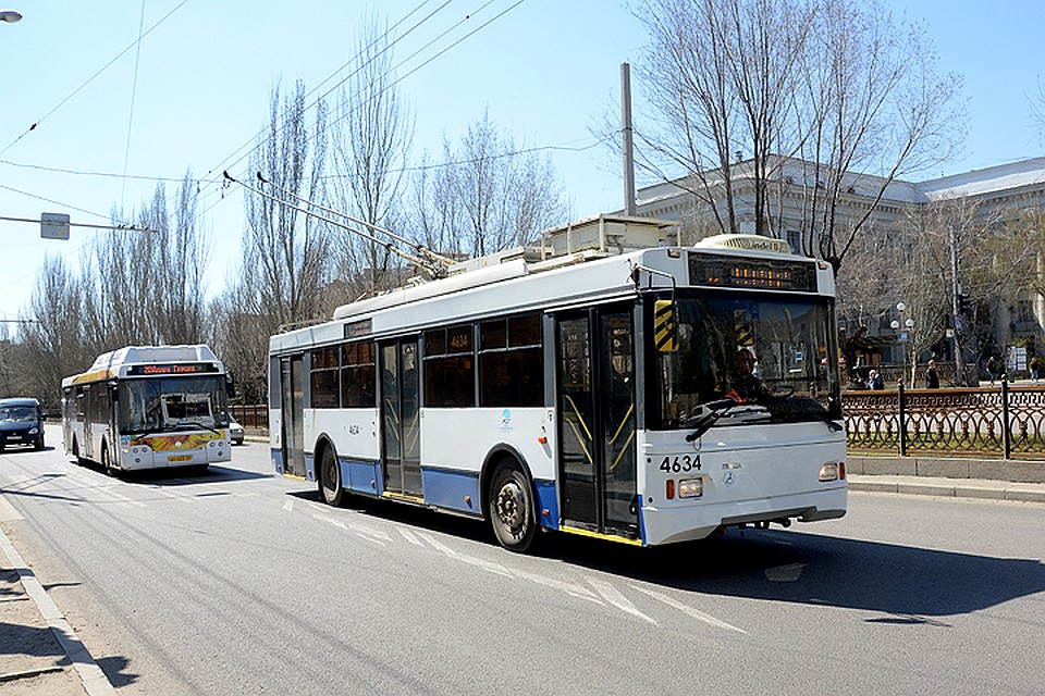 ПоВолгограду поедут 30 маневренных автобусов без кондукторов