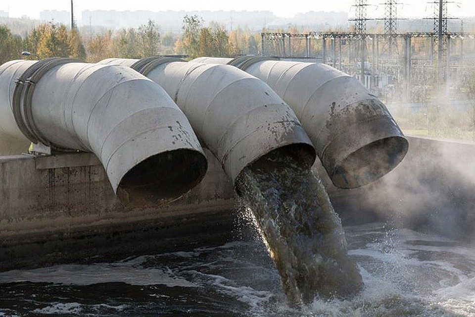 Водоканал очистит Карповку за350 млн руб.