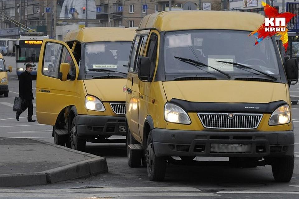 ВБрянске женщина пострадала при столкновении маршрутки и«Газели»