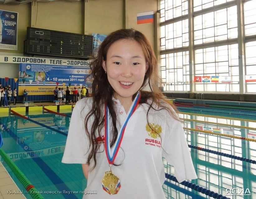 Нижегородец Олег Ткаленко стал призером чемпионата РФ  поплаванию