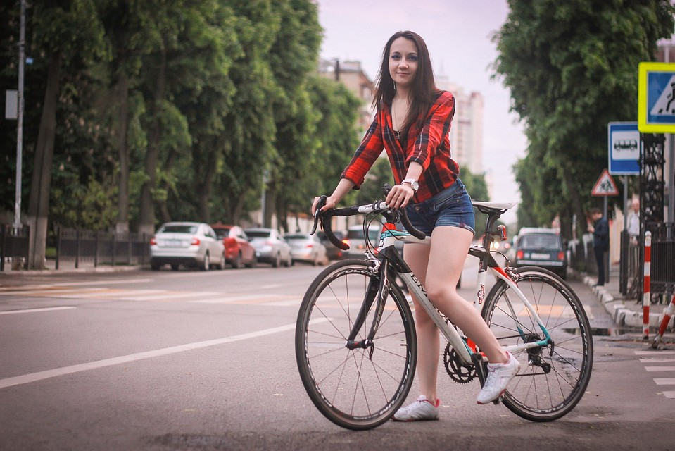 ВВоронеже выберут самую красивую велосипедистку