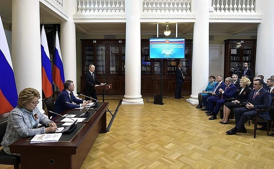 Путин: интересы жителей РФдолжны быть защищены при огромном притоке трудовых мигрантов