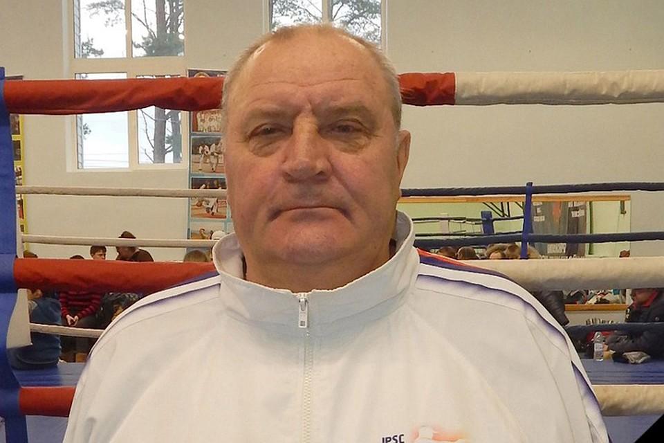 ВКарачеве скончался легендарный тренер побоксу Петр Антипов