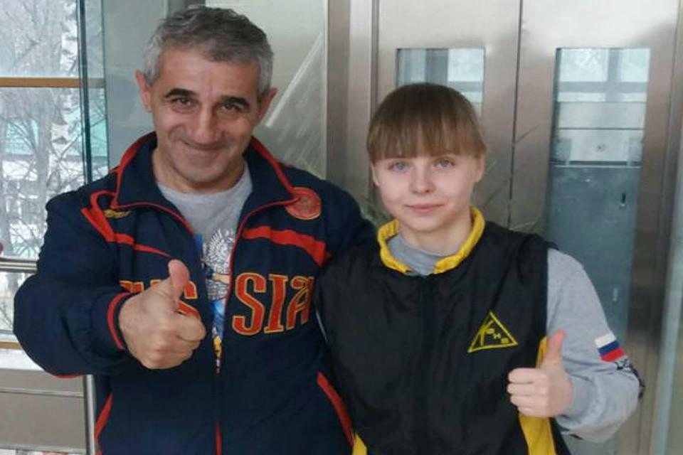 Спортсменка изВоронежа взяла «золото» напервенстве Российской Федерации покикбоксингу