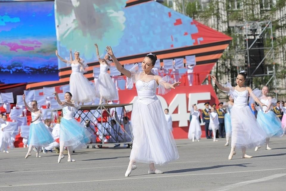 ВПерми 4 и7мая перекроют Октябрьскую площадь для репетиции парада