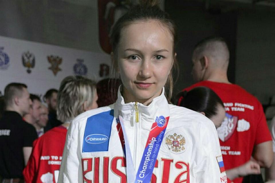 Спортсменка изЧелябинской области выиграла чемпионат мира порукопашному бою
