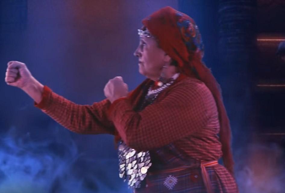 «Бурановские бабушки» спели про «Mortal Kombat» наТНТ 4