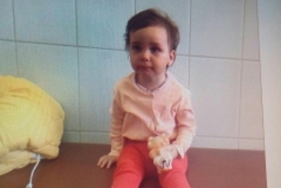 ВЙошкар-Оле вброшенной коляске отыскали избитую годовалую девочку