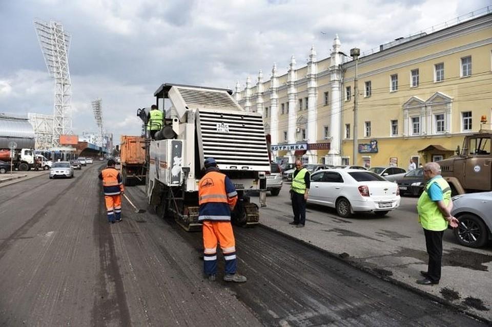 К9мая вЯрославле починят улицу Победы