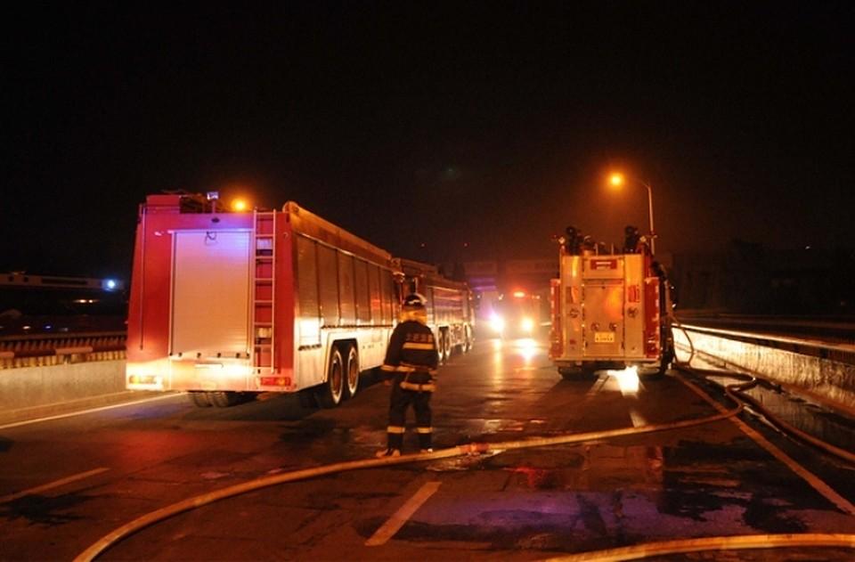 ВКитайской народной республике 12 человек погибли при взрыве газа встроящемся тоннеле